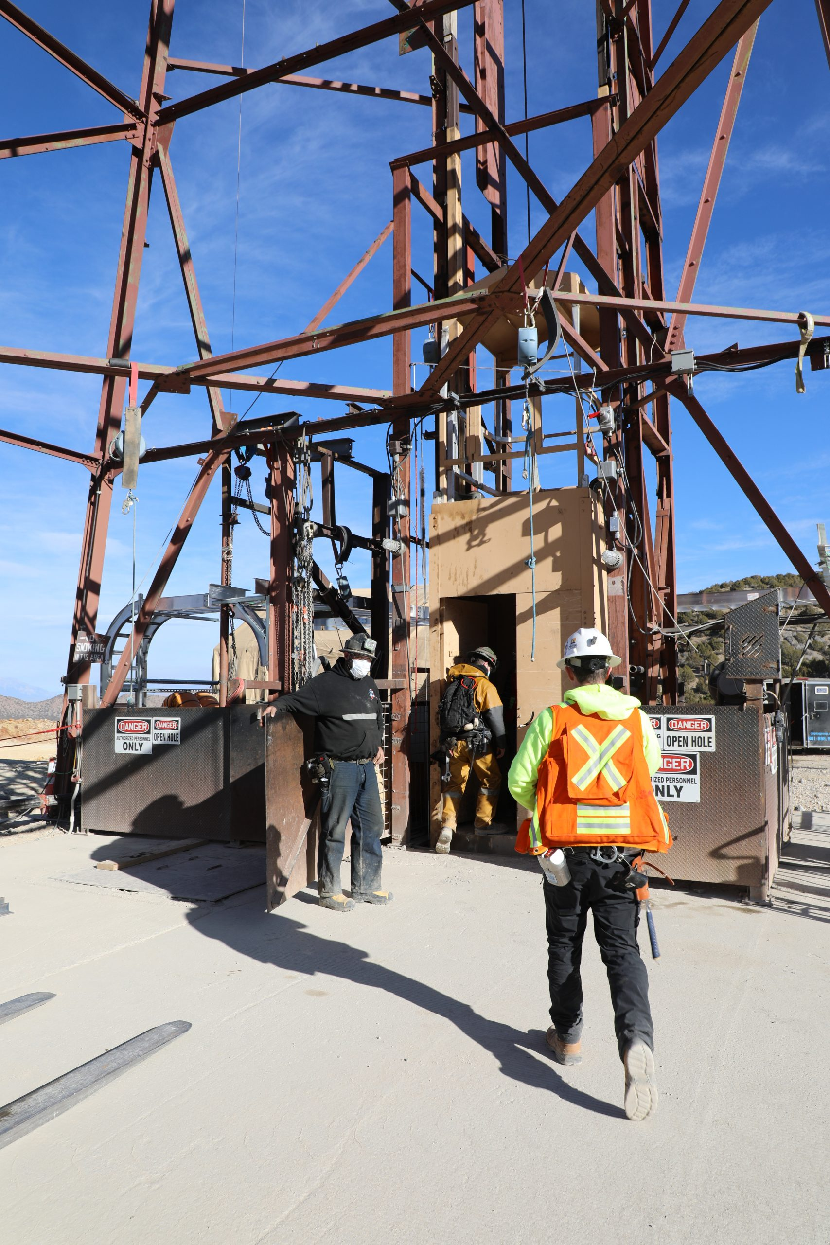 Provo Mining  & Construction